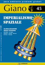 GIANO 45 Imperialismo spaziale